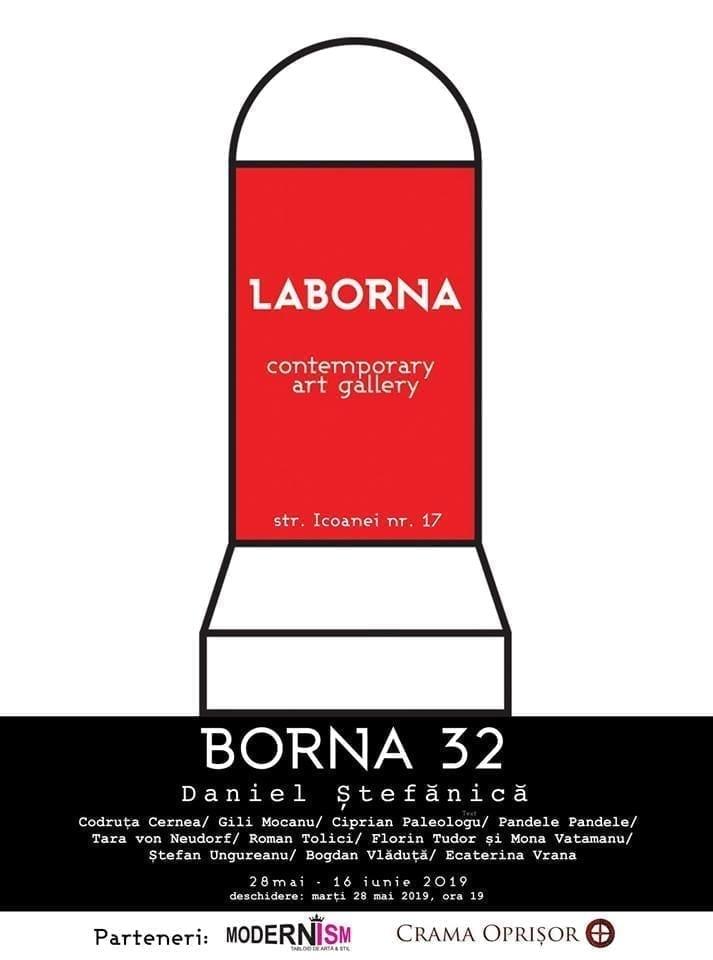 BORNA 32/ Daniel Ștefănică collection