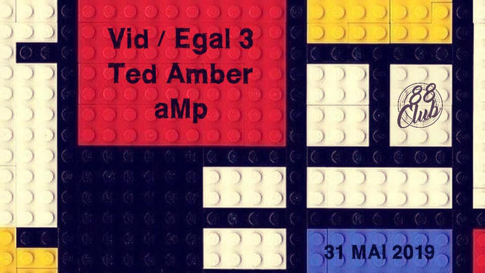88's Finest: Ted Amber /\ Vid /\ aMp