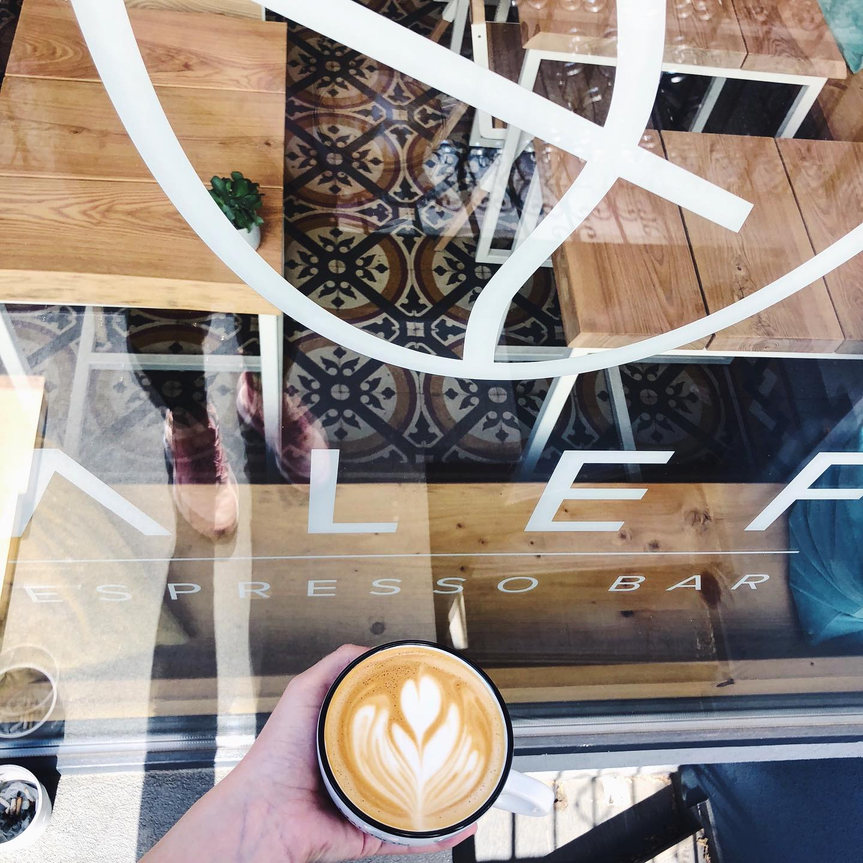 ALEF - Espresso Bar