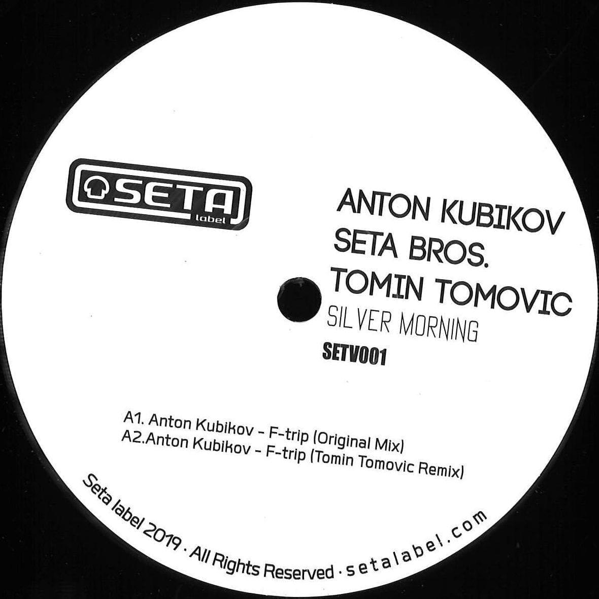 Anton Kubikov Seta Bros - Silver Morning [Seta Label] front