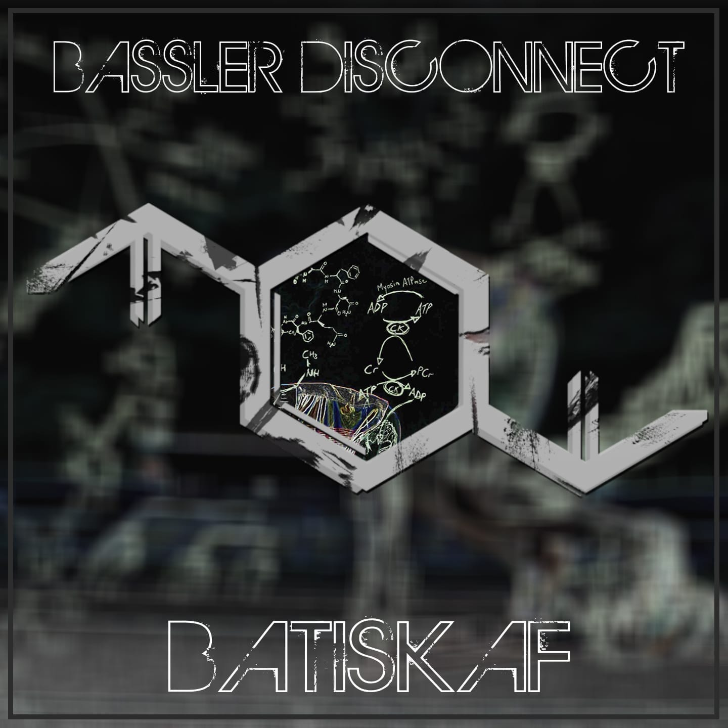 "The Belorussian artist Bassler Disconnect presents his new ep on Error Code, titled ""Batiskaf"""