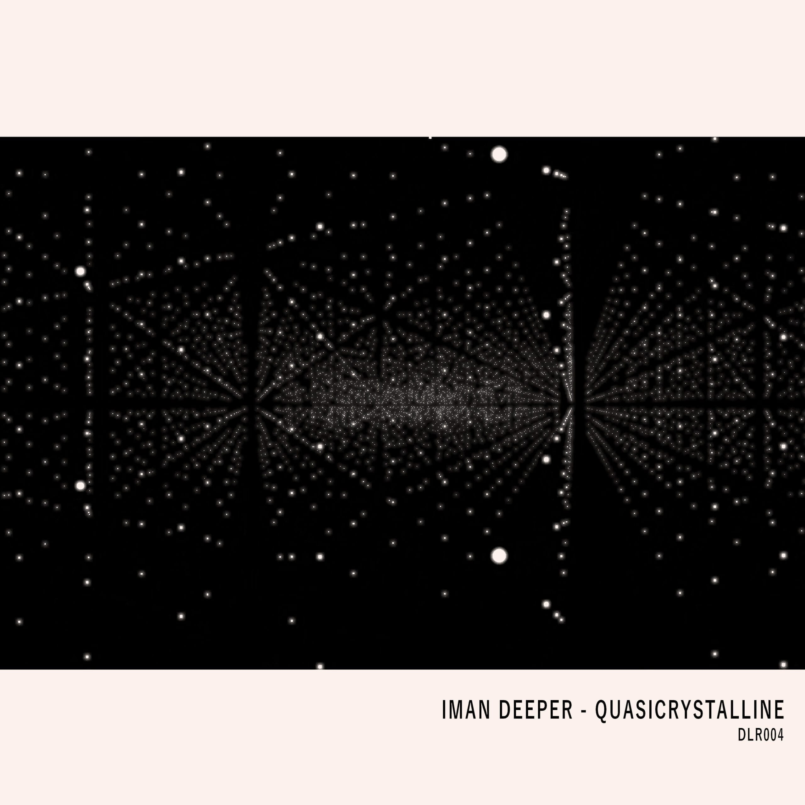 Quasicrystalline is the debut album from Deep Locus co-founder Iman Deeper