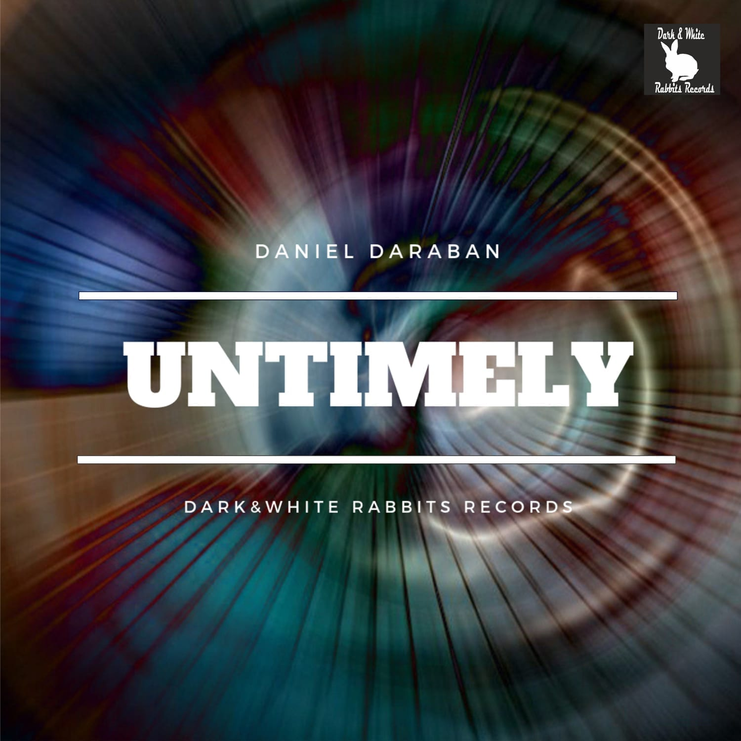 "Dark & White Rabbits Records presents ""Untimely"", another melodic techno vibe from Daniel Daraban"