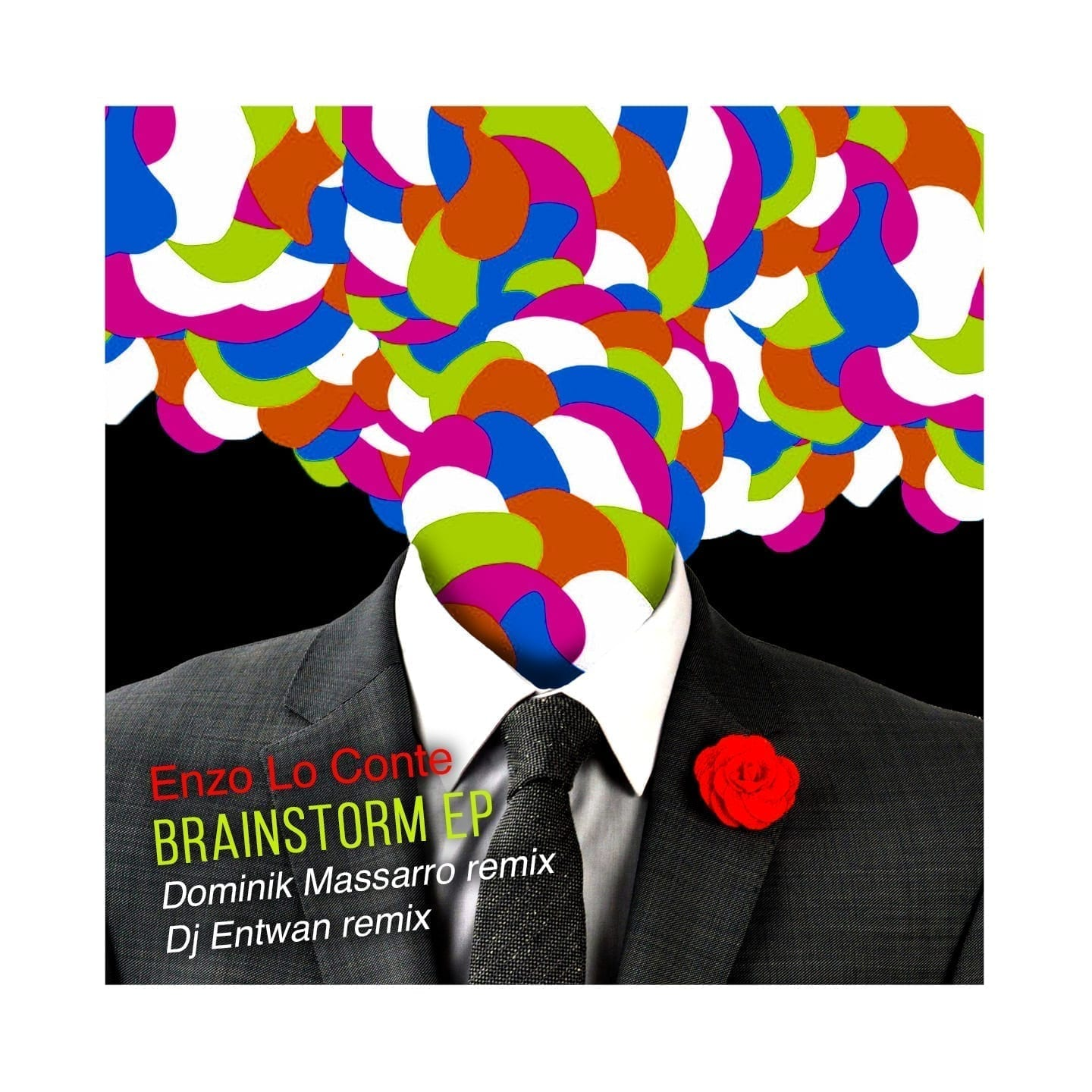 "Enzo Lo Conte gets on Famille Electro with ""Brainstorm"""