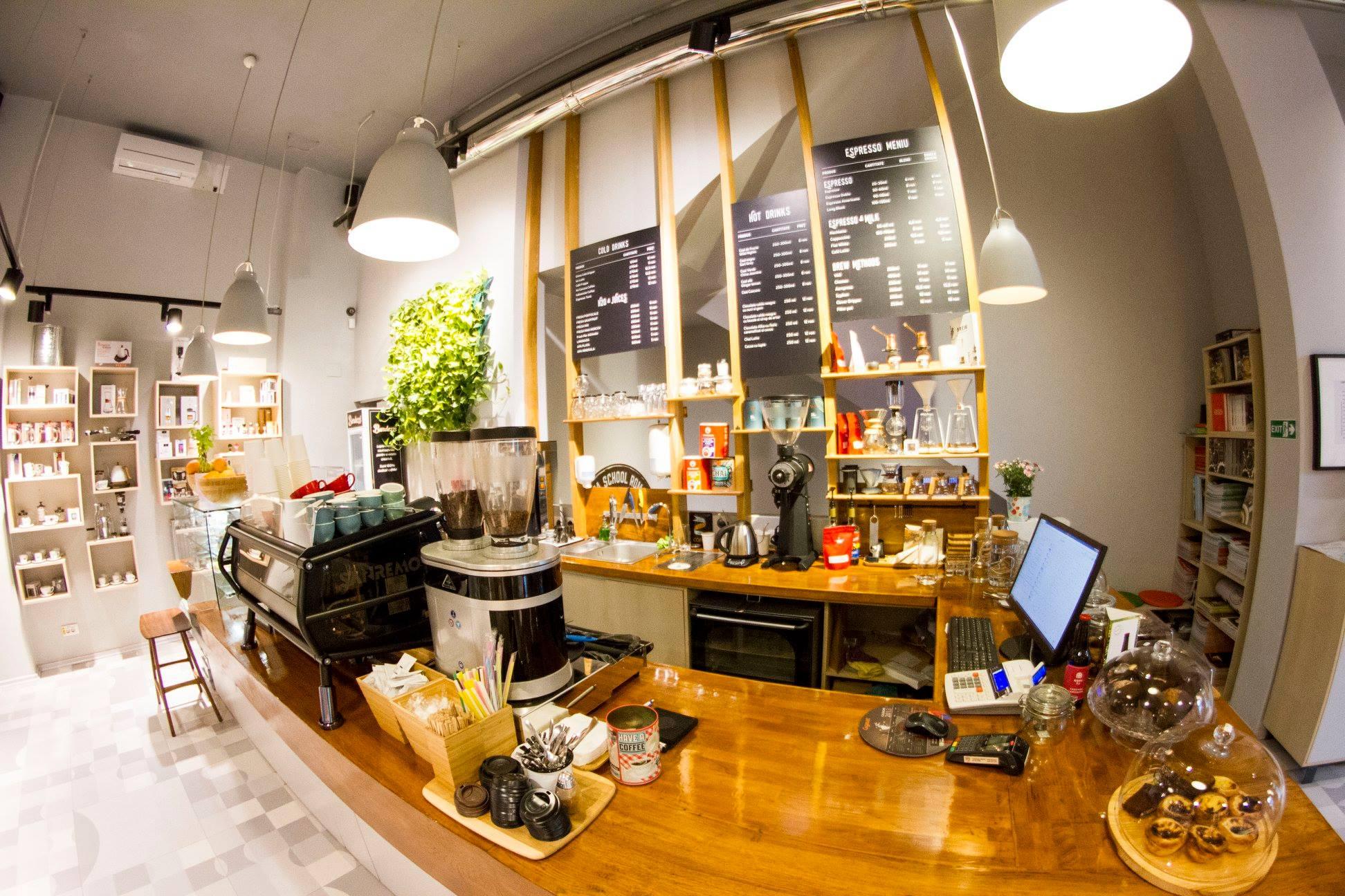 First Coffee Bucharest