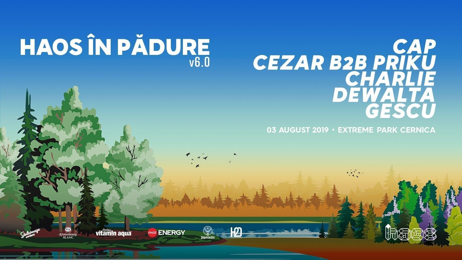 HAOS in Padure v6.0 @ Extreme Park Cernica