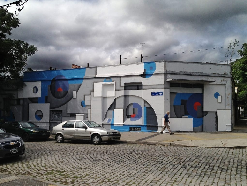 JAN KALÁB - Buenos Aires 2014 - Abstrakt