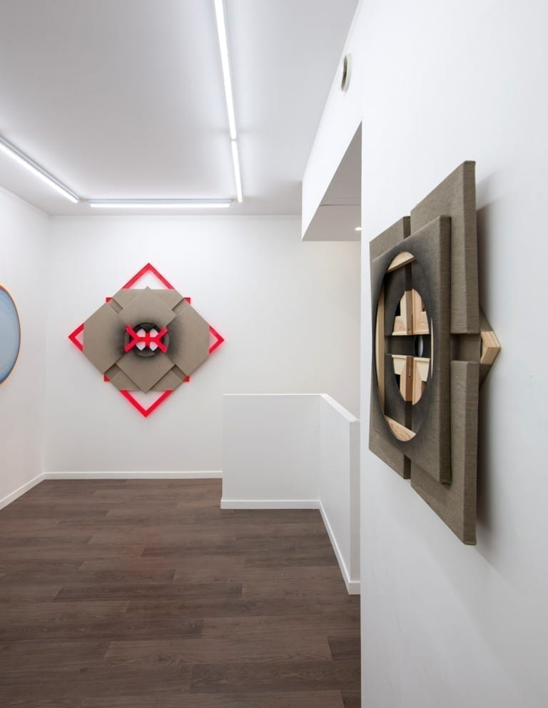 JAN KALÁB - Pluriforme, Openspace Gallery, Paris (2016)