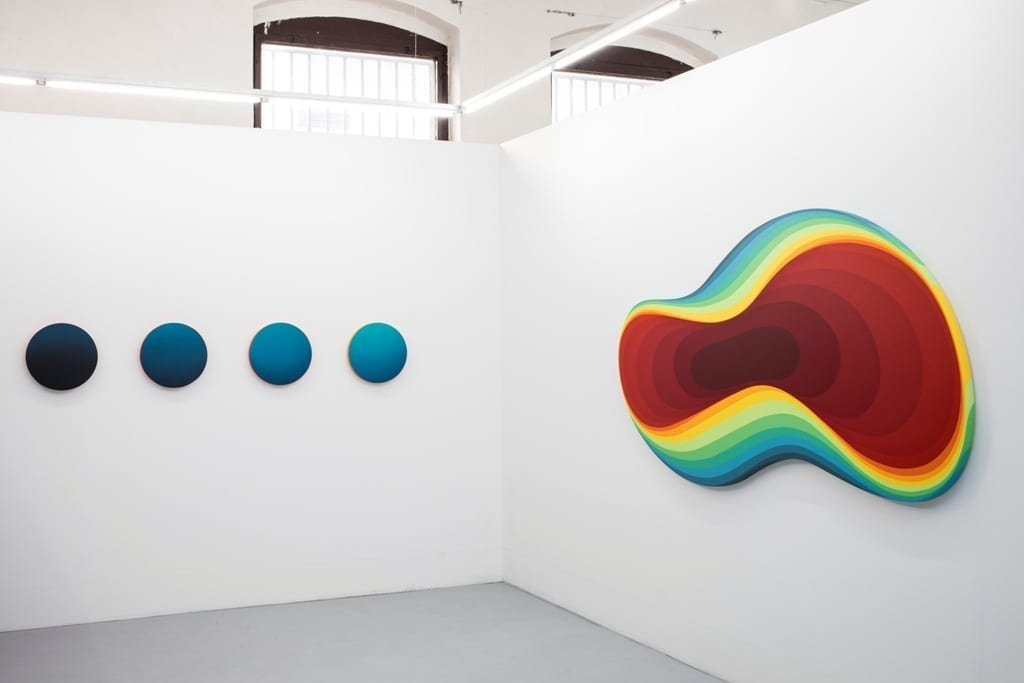 JAN KALÁB - Point of Space, Trafo Gallery, Prague (2018)