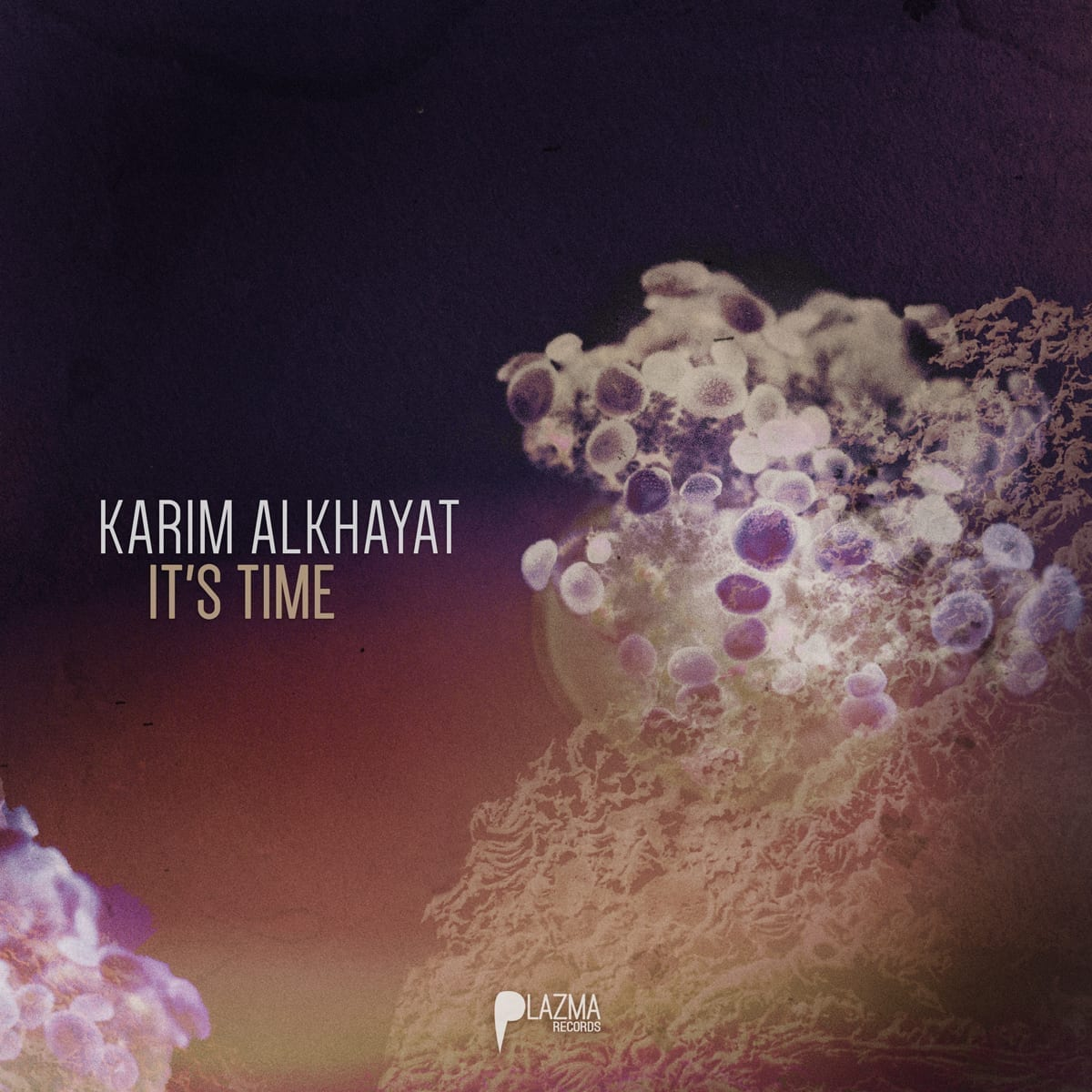 "Karim Alkhayat gets on Plazma Records with an upbeat and aggressive ep titled ""It's Time"""