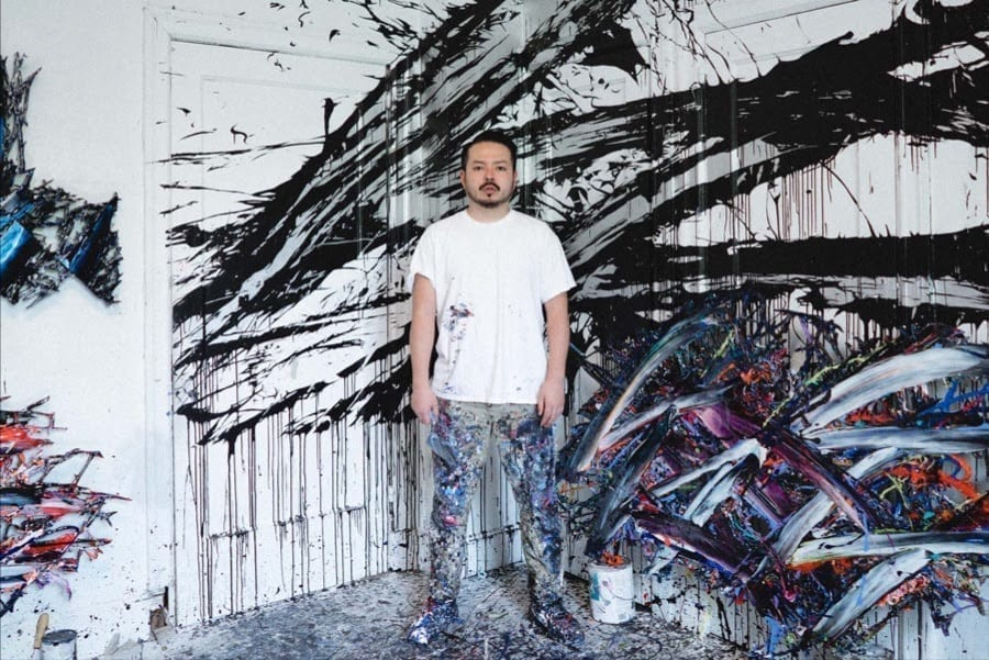 Katsuzo Yamaguchi MEGURU YAMAGUCHI | Shadow Pieces |GR gallery | New York