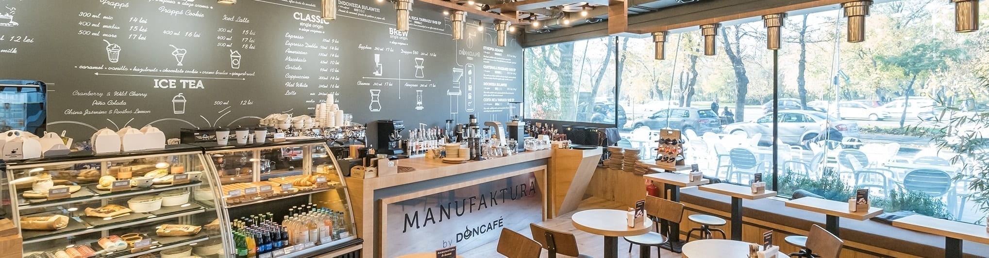 Manufaktura The Coffee Shop Restaurant