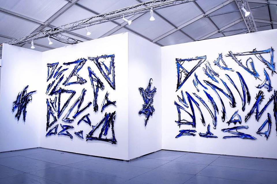 Meguru Yamaguchi - SCOPE Art Show