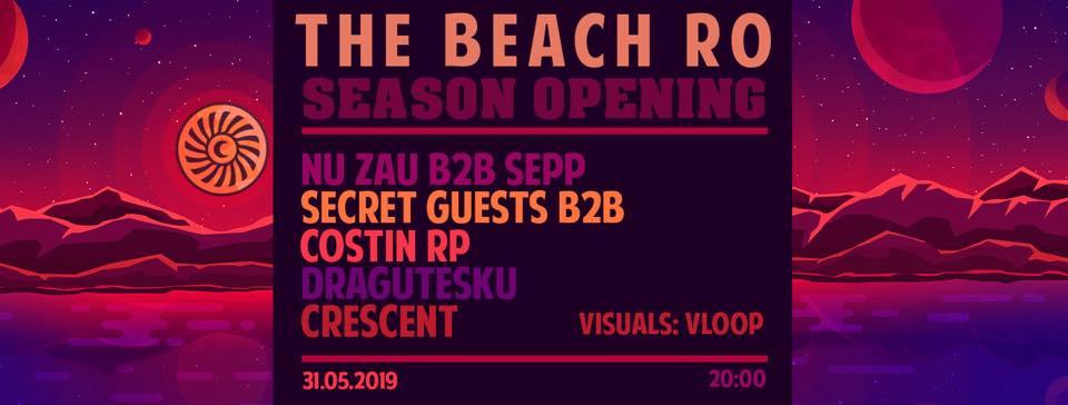 Season Opening w Nu Zau b2b Sepp Costin Rp Dragutesku Crescent