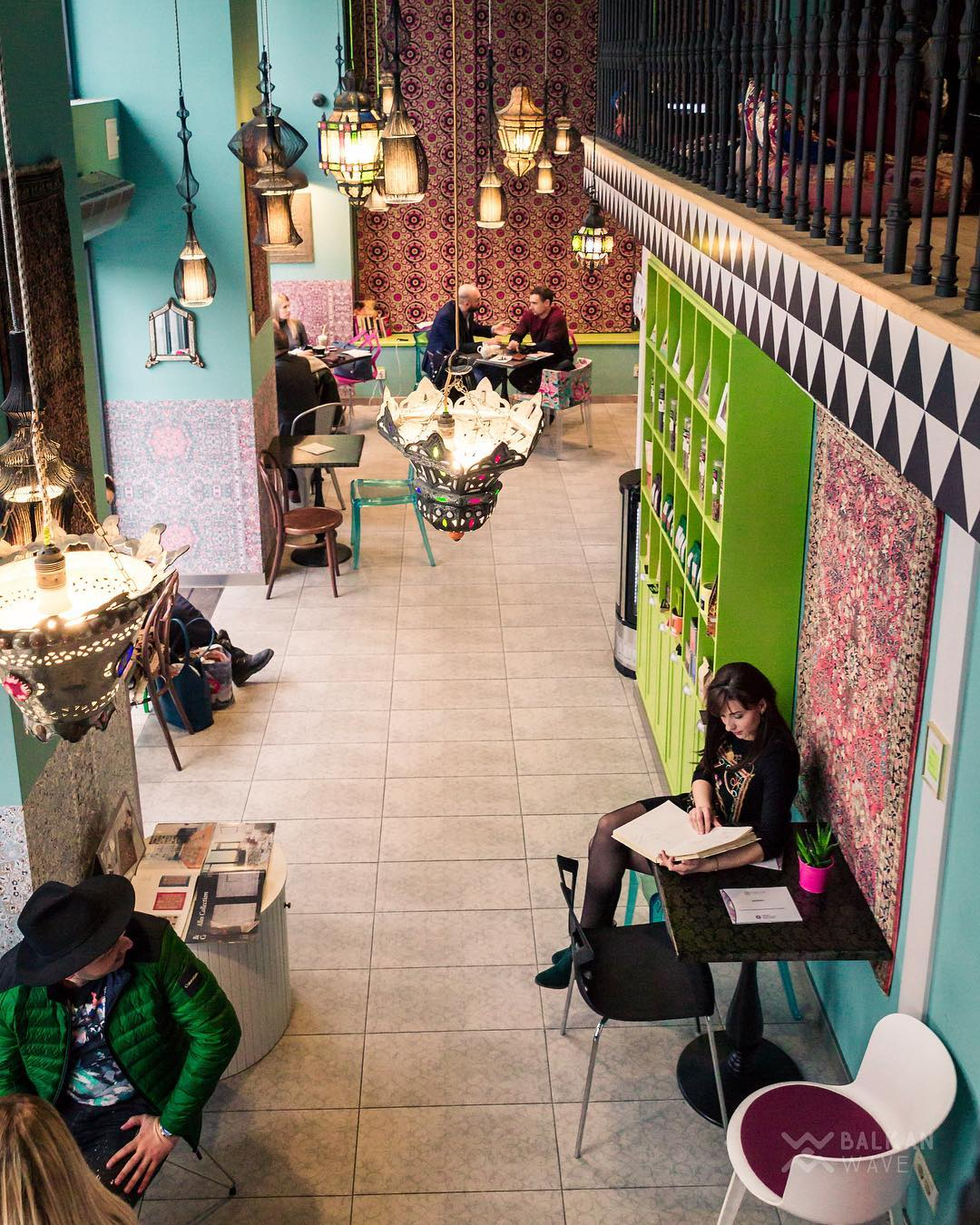 Sheida Coffee & Stories