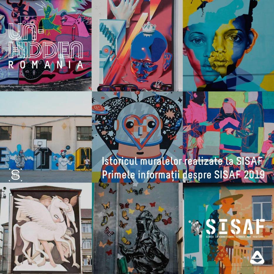SISAF - Un-hidden Romania