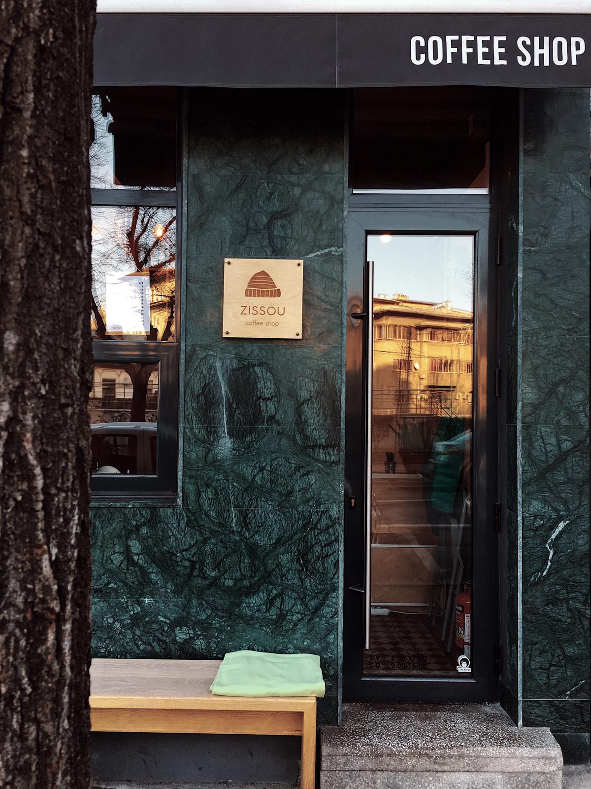 Zissou Coffee Shop