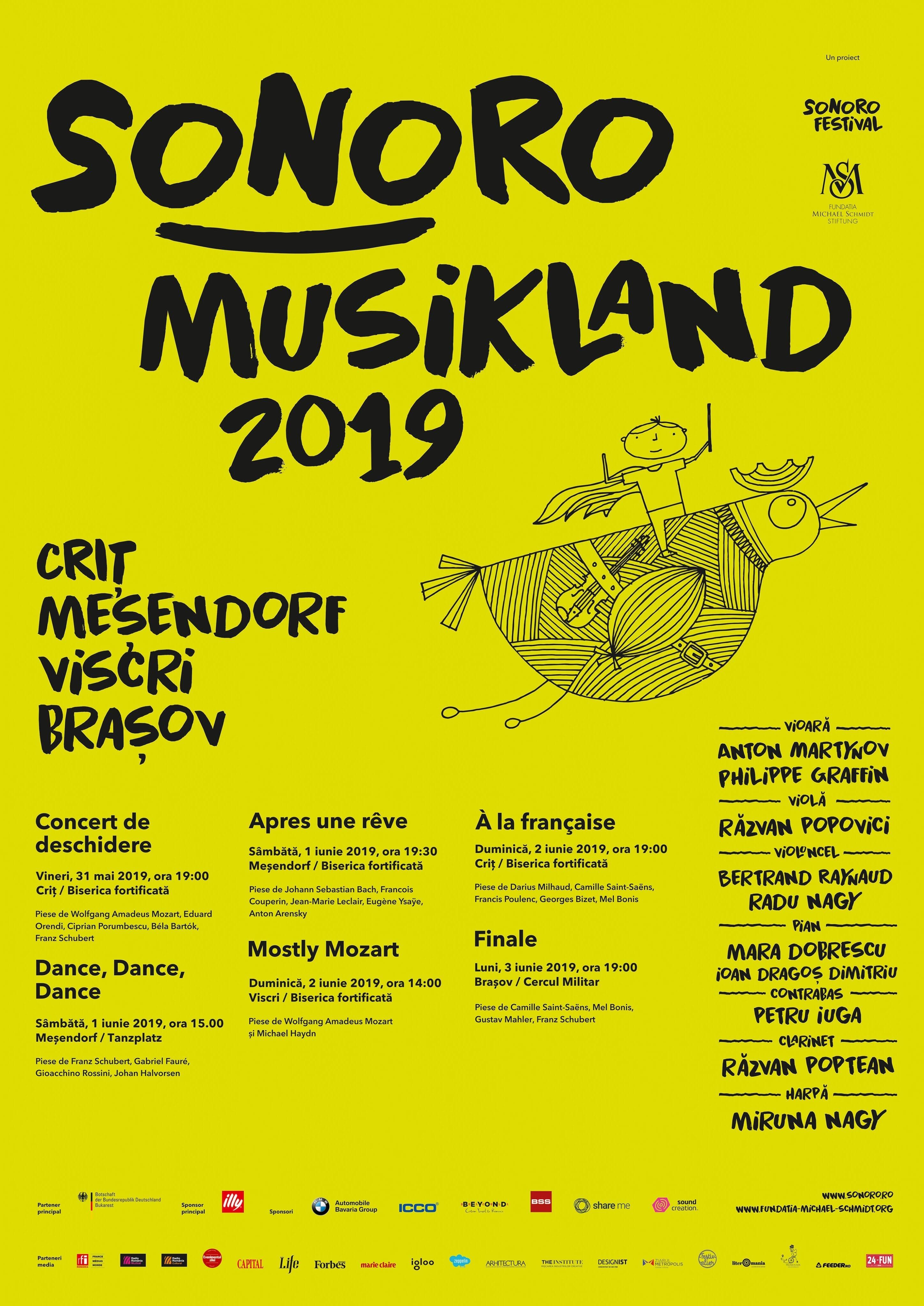 SoNoRo Musikland, un nou festival in Haferland!