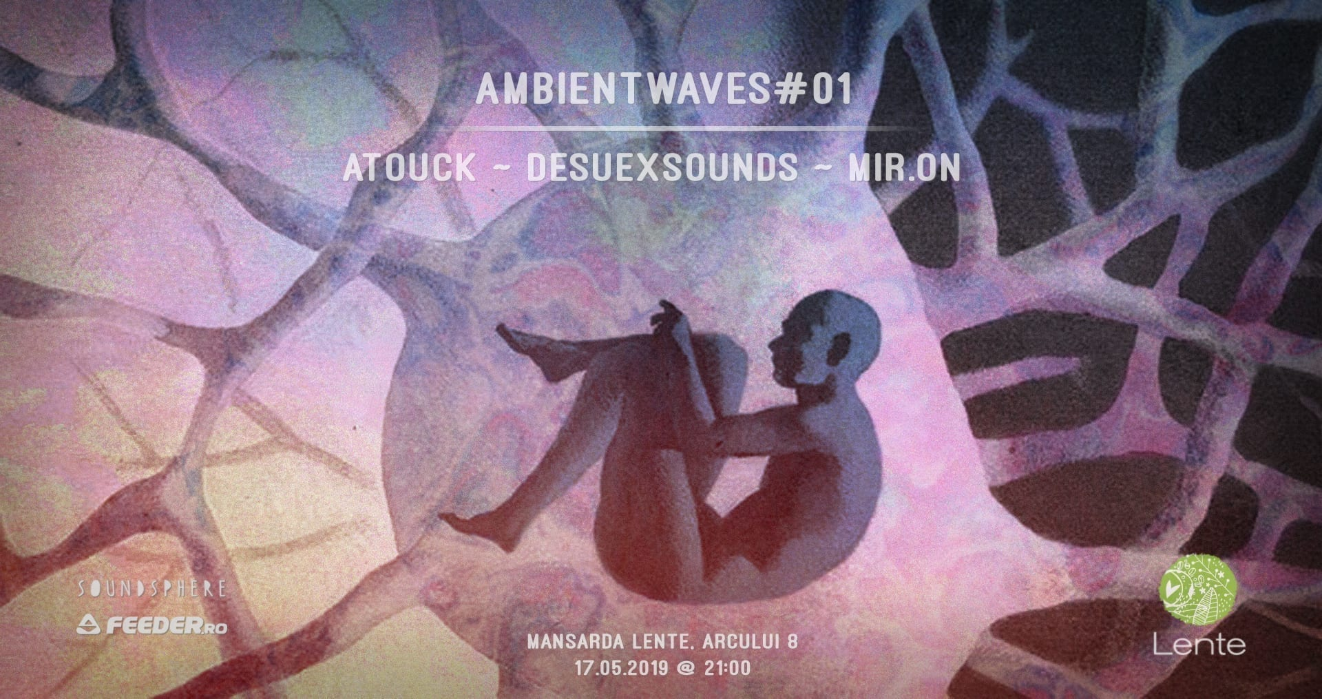 Ambientwaves#01 atouck mir.on DesuExSounds