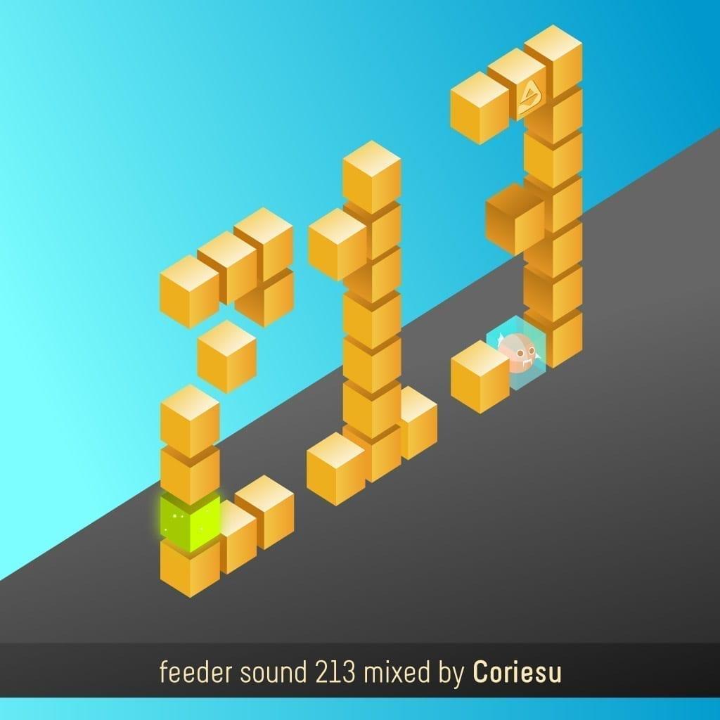 feeder sound 213 mixed by Coriesu