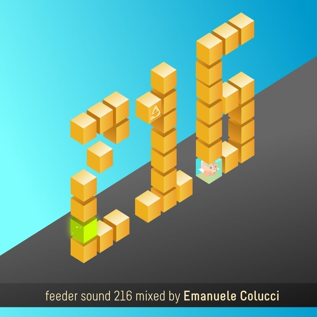 feeder sound 216 mixed by Emanuele Colucci article-cover