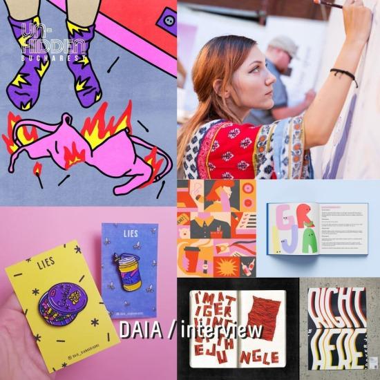 Interview with Daia - Diana Grigore – Un-hidden Bucharest