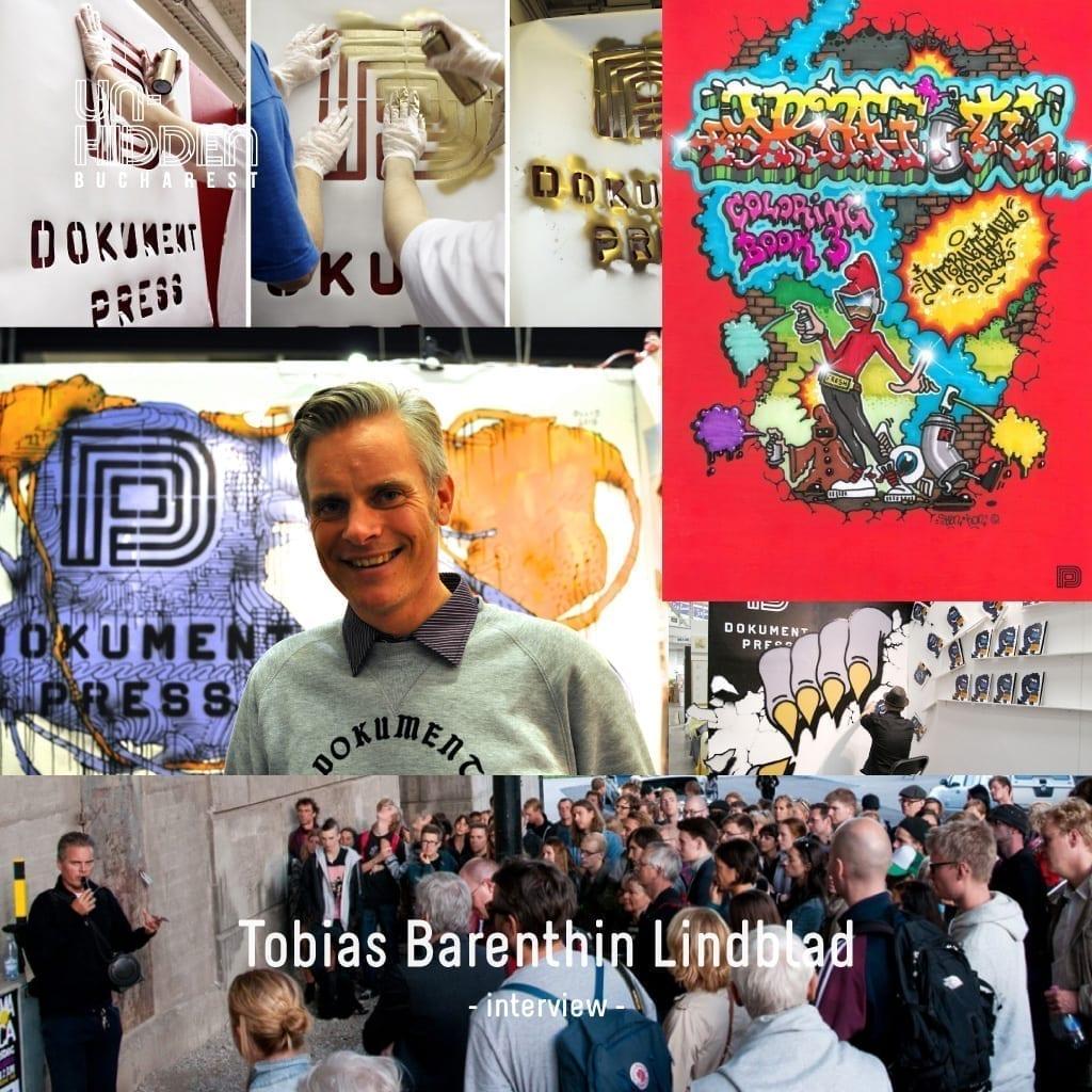 Tobias Barenthin Lindblad - interview Un-hidden Bucharest
