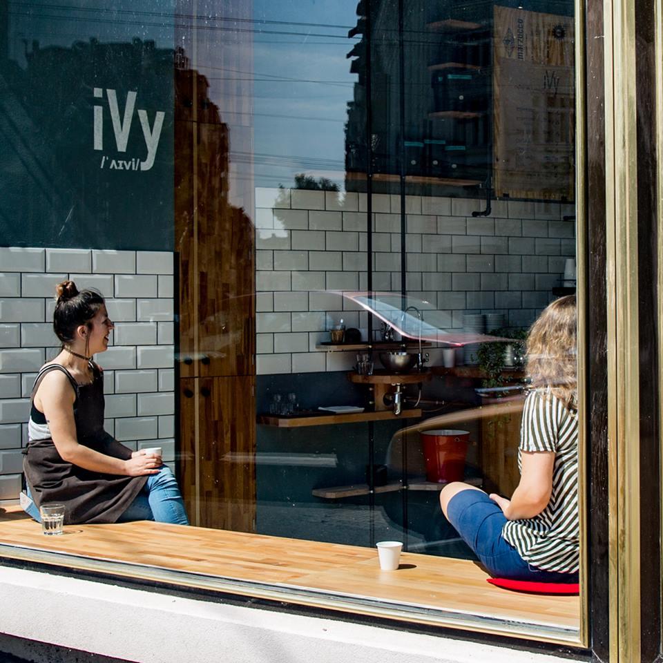 IVY Coffee Shop