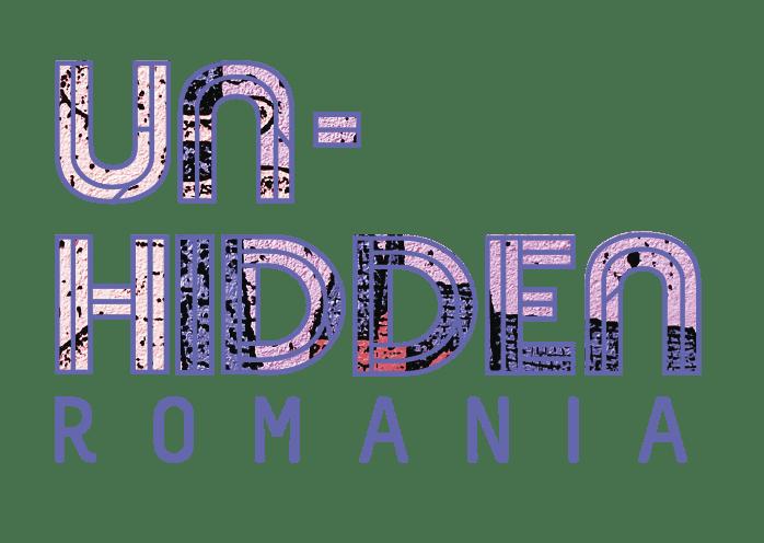 Un-hidden Romania logo