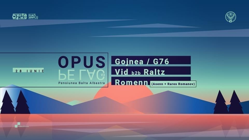 Opus Pe Lac V.3 - Gojnea / G76 - Vid b2b Raltz - Romenn