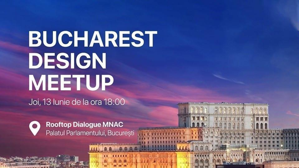 Bucharest Design Meetup #17