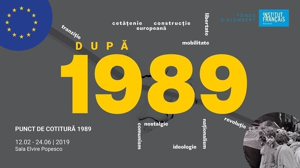 Punct de cotitură 1989 - film și dezbatere
