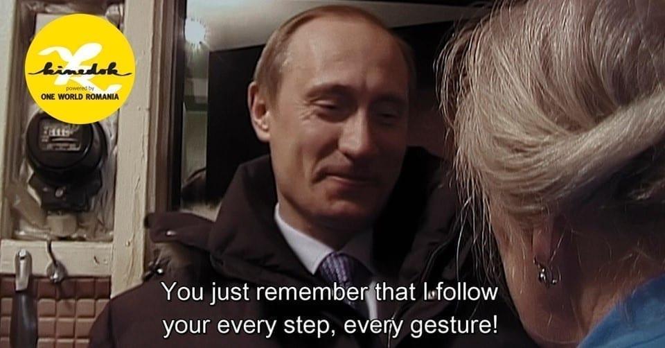 Martorii lui Putin | Proiecție KineDok