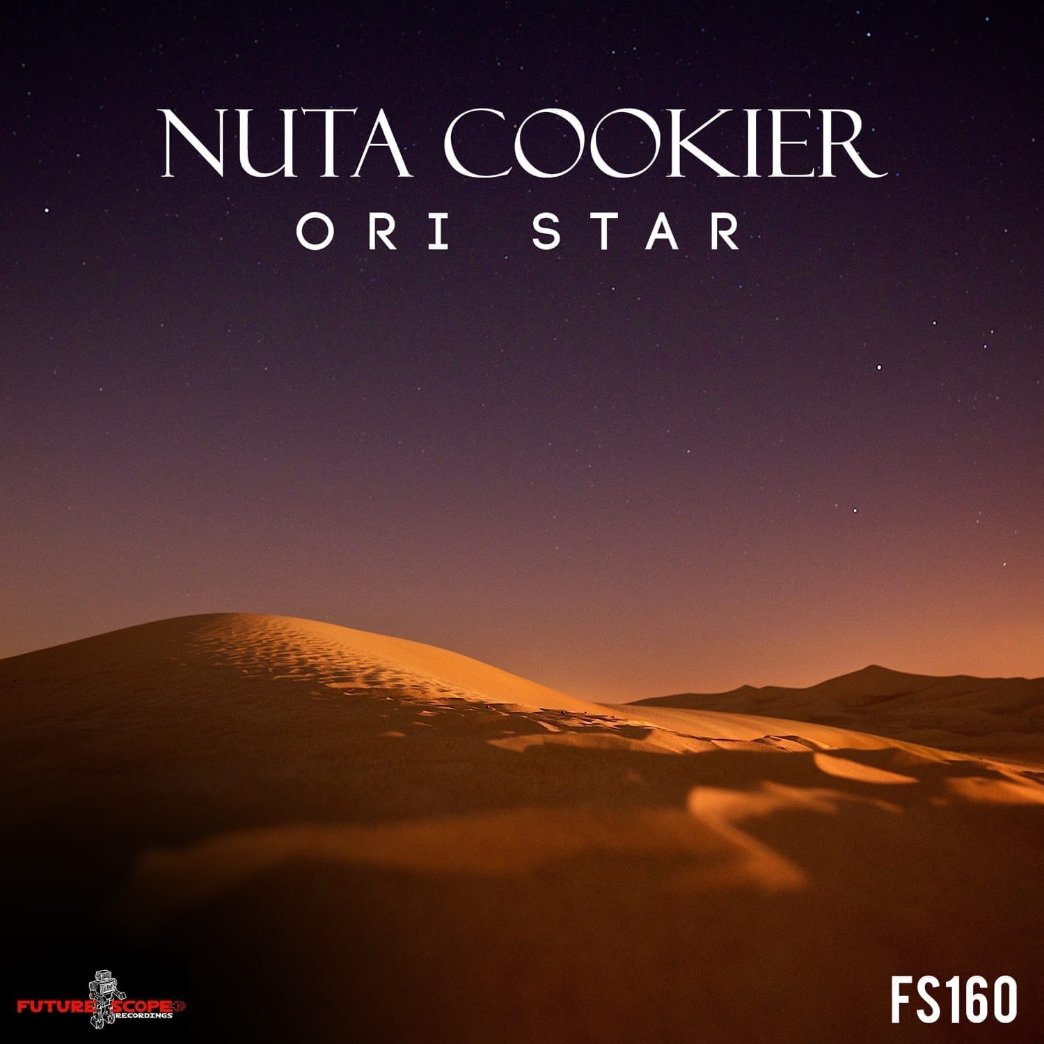 """The musician and dj Nuta Cookier is back with a new techno release titled """"Ori Star"""""""