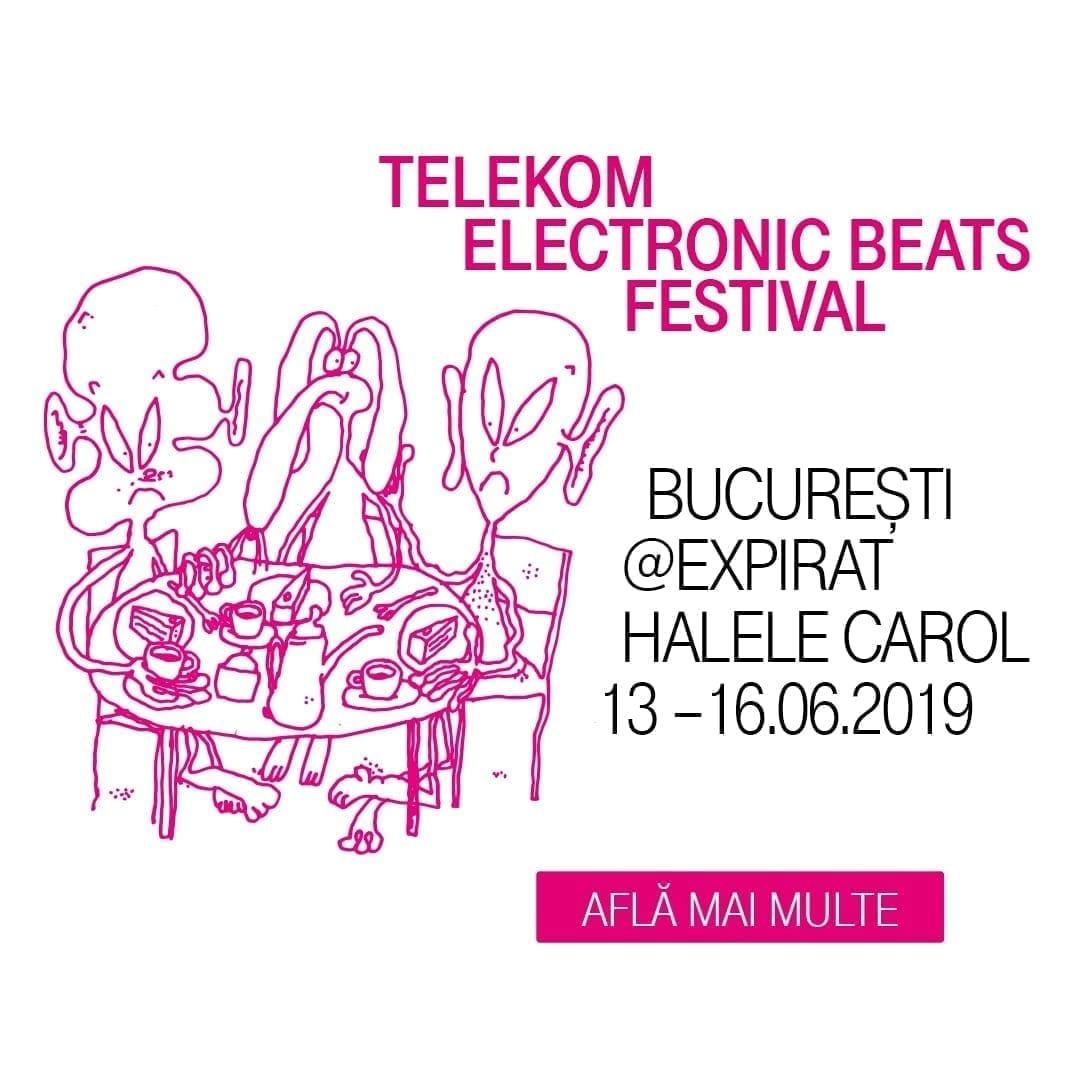 Cel puțin 4 motive ca să nu ratezi Telekom Electronic Beats Festival
