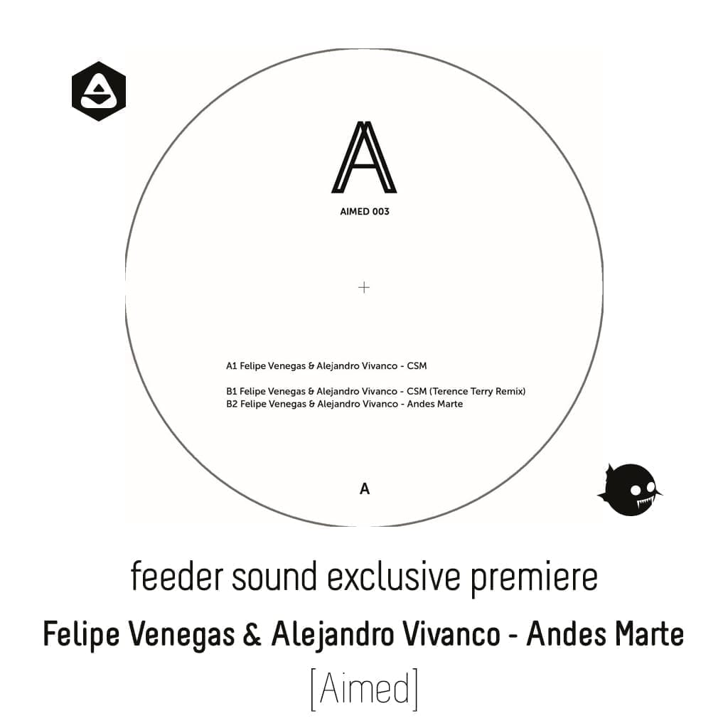 feeder sound exclusive premiere Felipe Venegas Alejandro Vivanco Andes Marte article