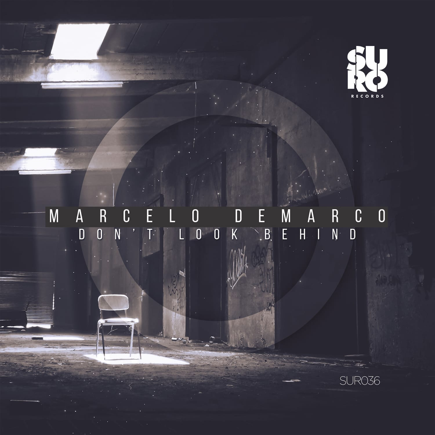 """Marcelo Demarco is back on his home label Suro Records with """"Don't Look Behind"""""""