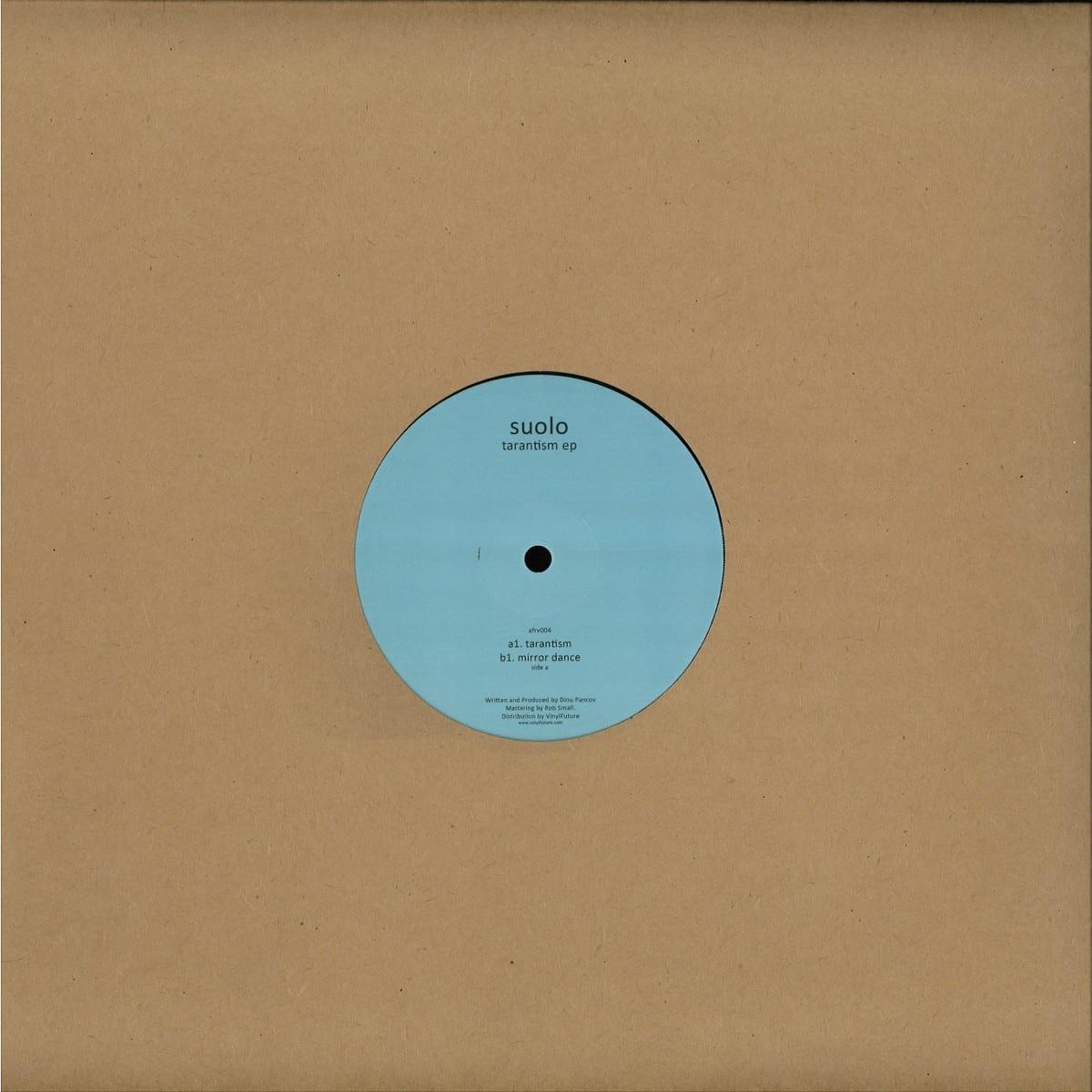 Suolo - Tarantism EP [Aforisme] back