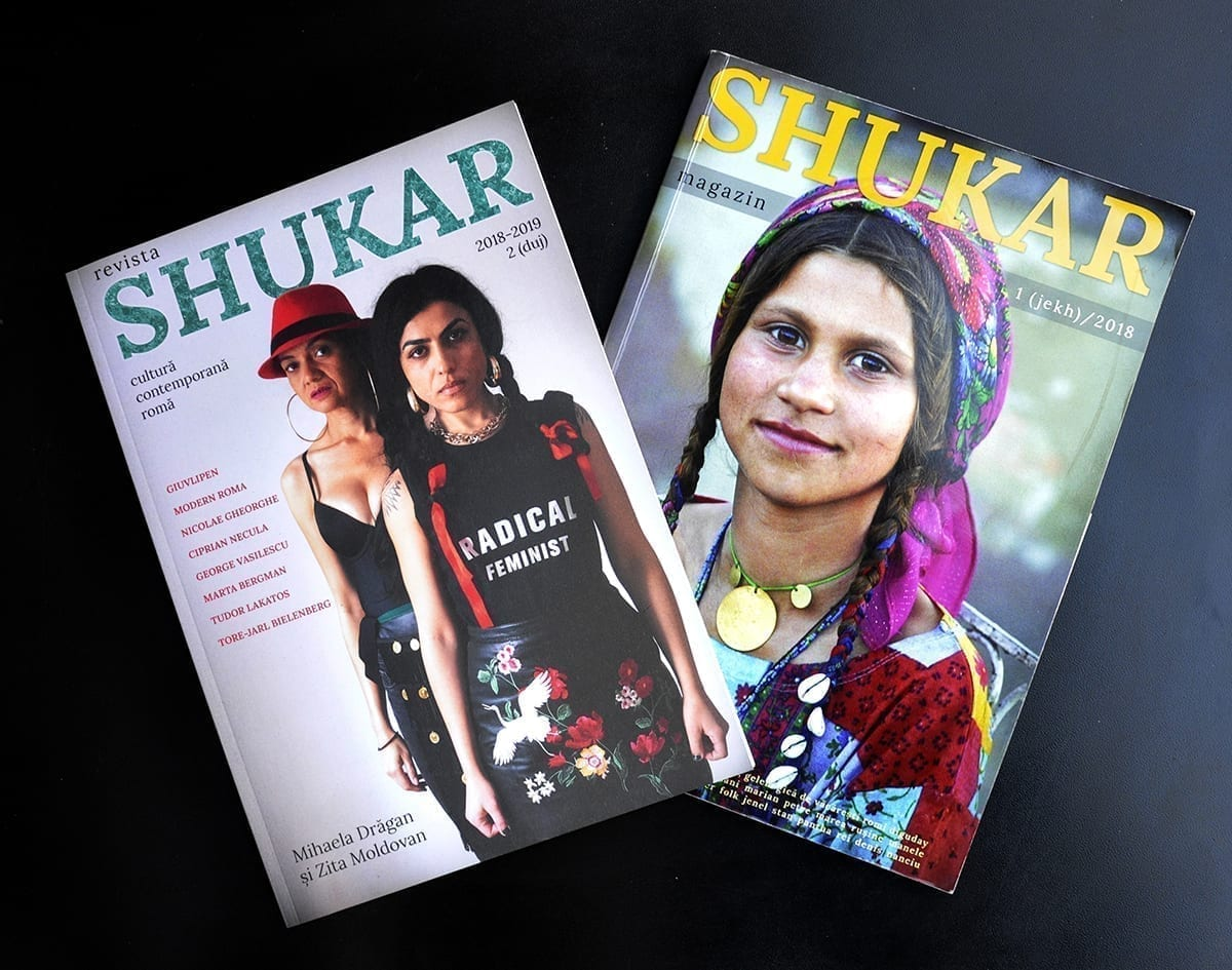 The covers of Shukar 1 and 2-web