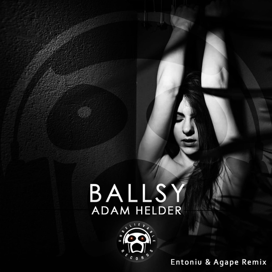 """Adam Helder is back on Unbelievable Records with a bouncy tech house tune titled """"Ballsy"""""""