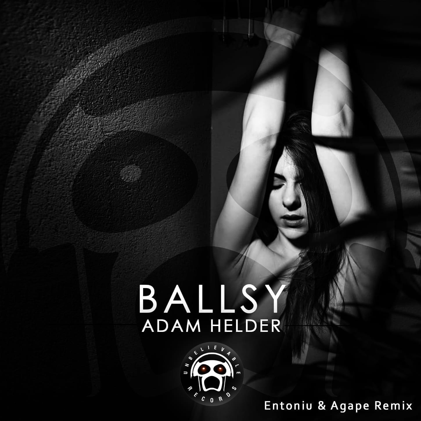 "Adam Helder is back on Unbelievable Records with a bouncy tech house tune titled ""Ballsy"""