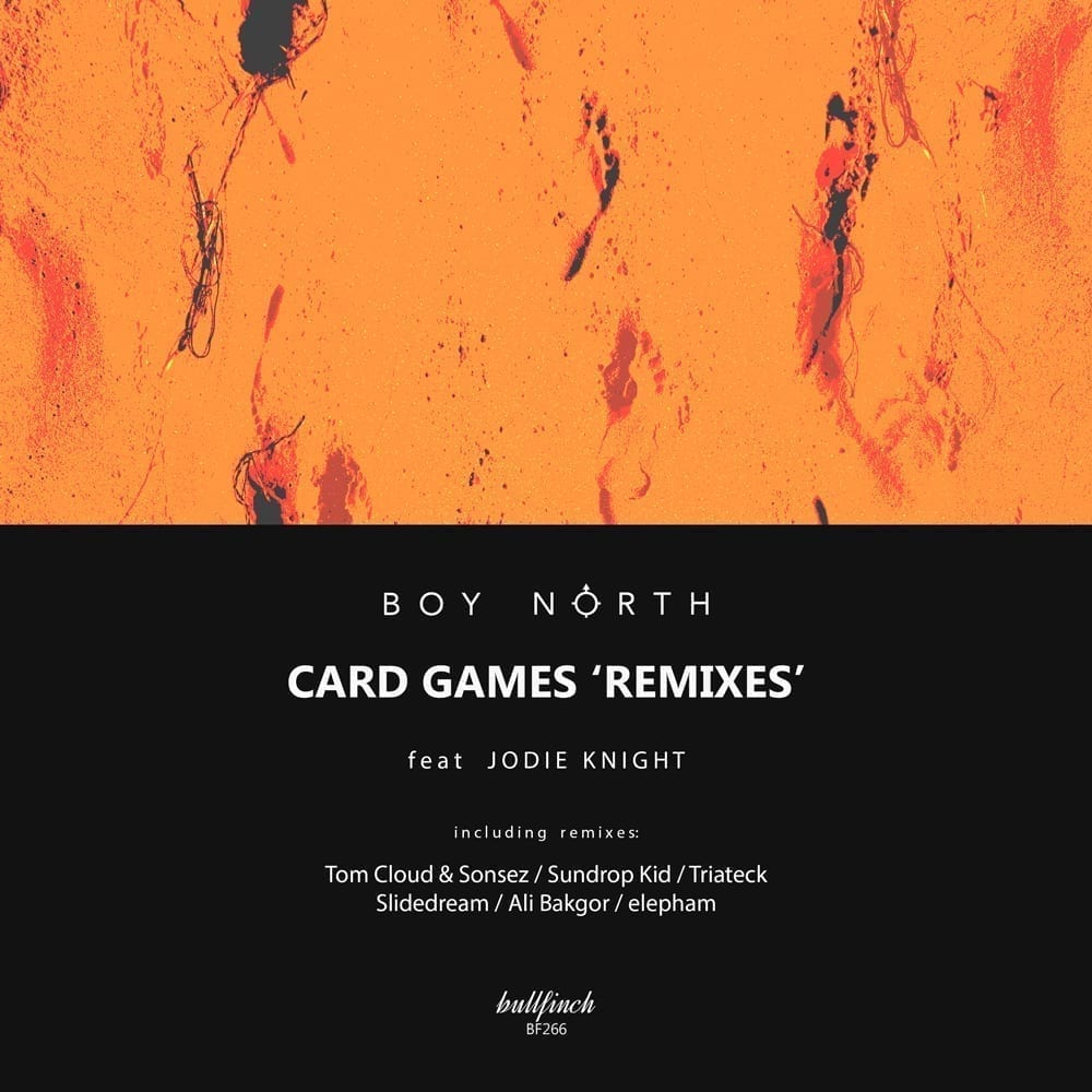 Boy North and Bullfinch bring you the remix album of the increasingly popular track Card Games