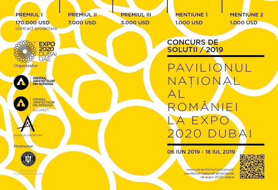 Pavilionul Național al României la Expo 2020 Dubai