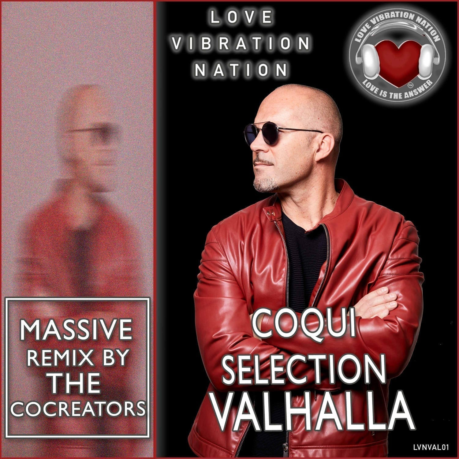 Spanish Legend Coqui Selection is back on Love Vibration Nation together with The CoCreators