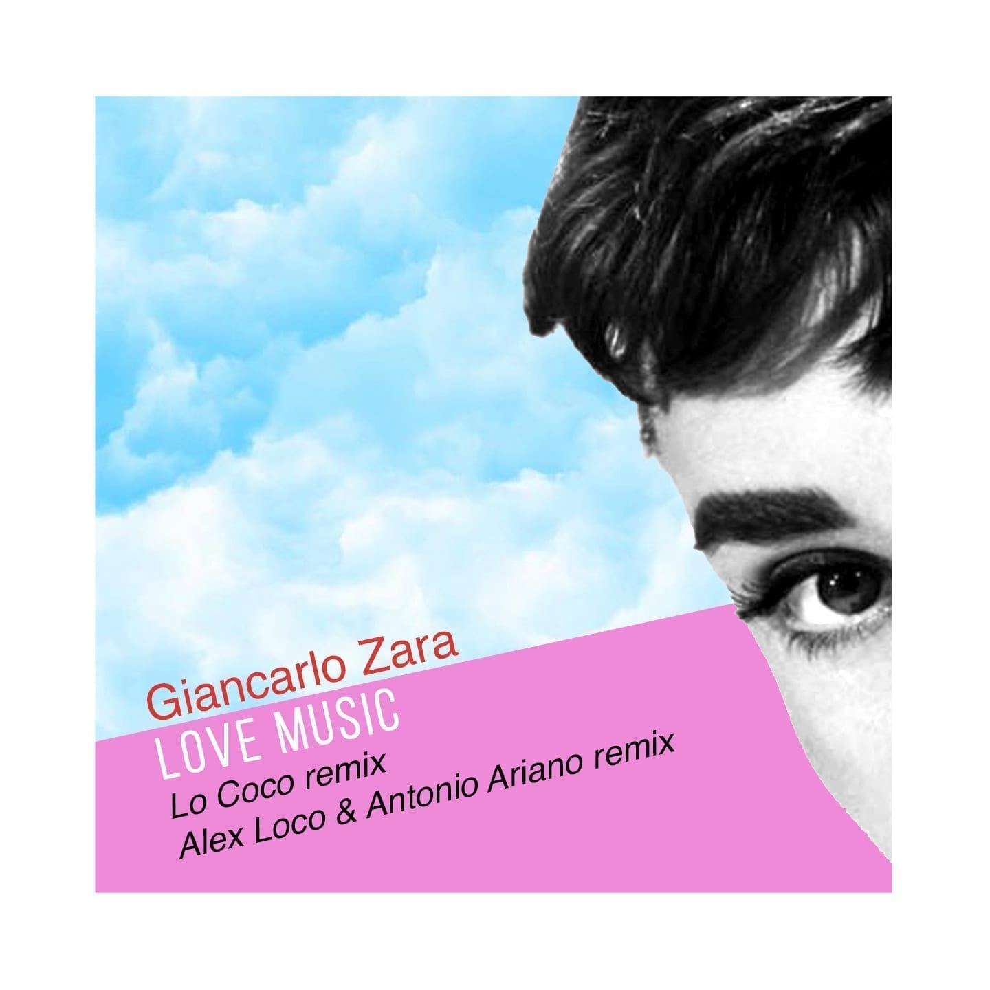 "Giancarlo Zara gets on board on Famille Electro records with ""Love Music"""