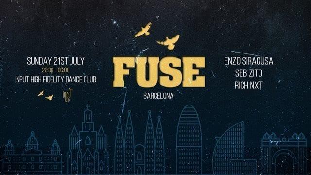 Fuse OFF Sonar Barcelona