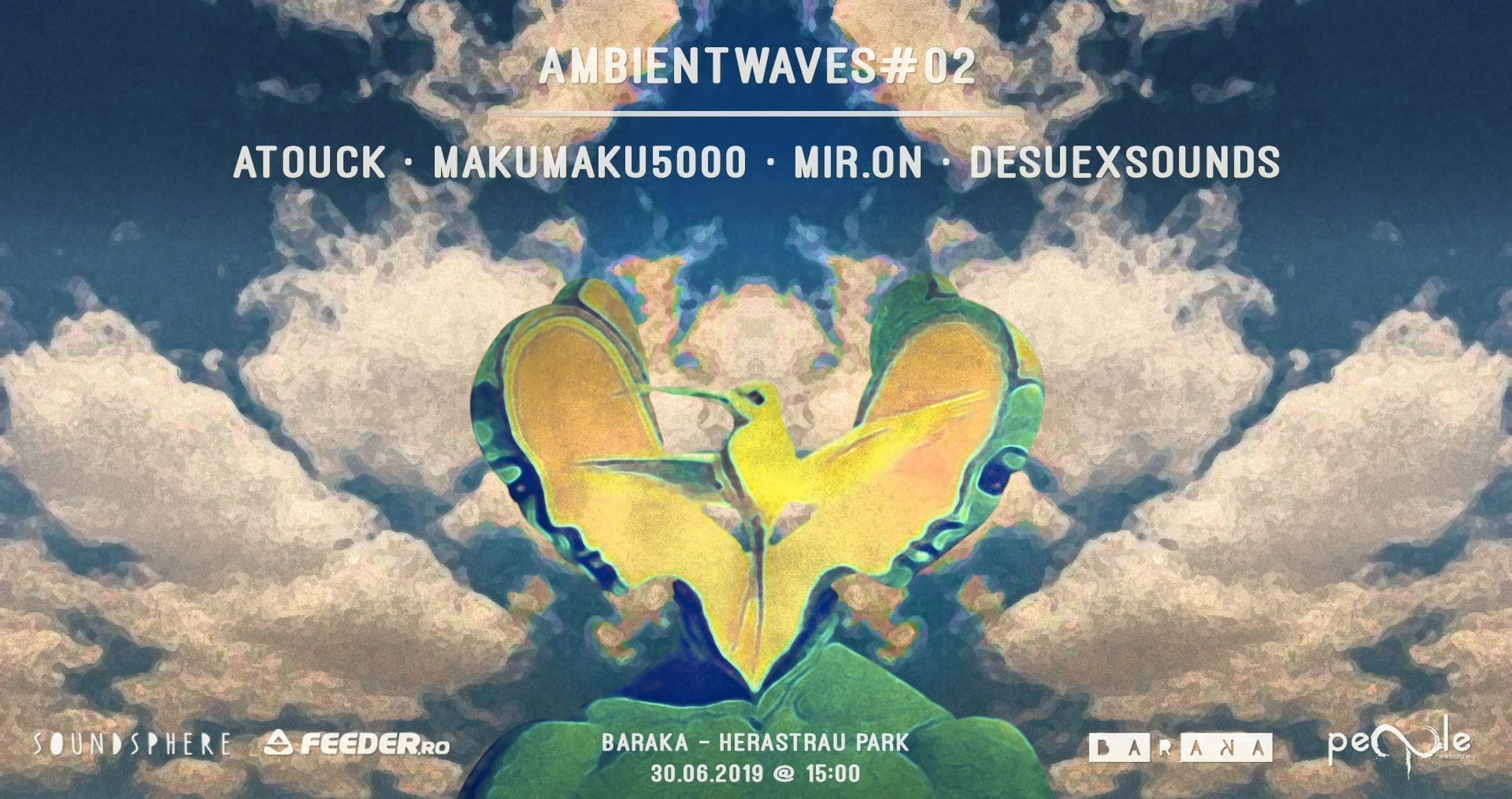 Soundsphere Ambientwaves #02 Baraka