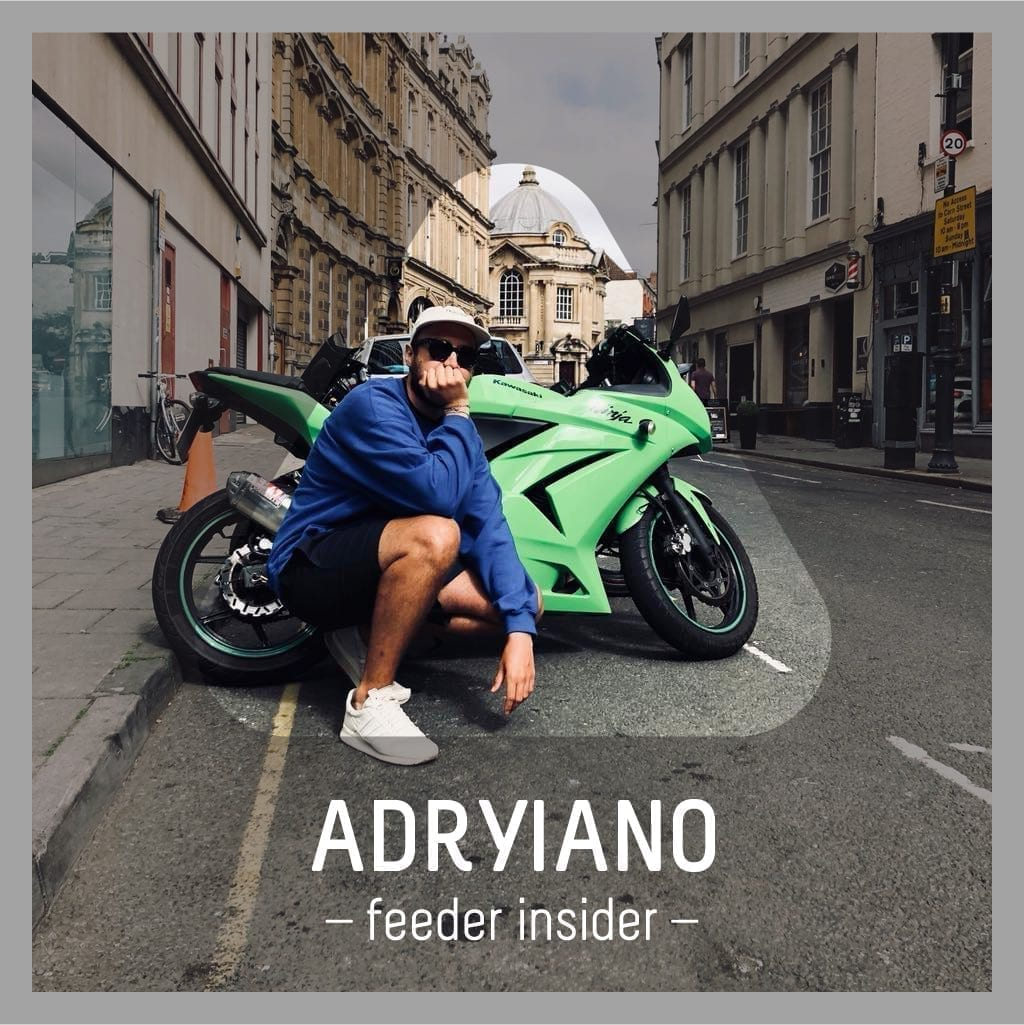 feeder insider interview with Adryiano [en]