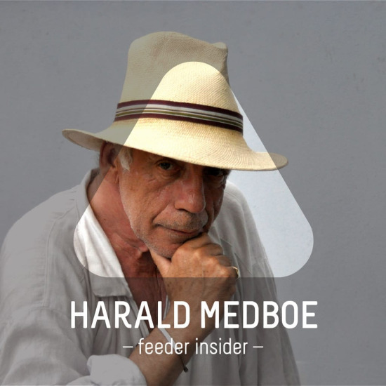 feeder insider interview with Harald Medboe - Shukar Magazine
