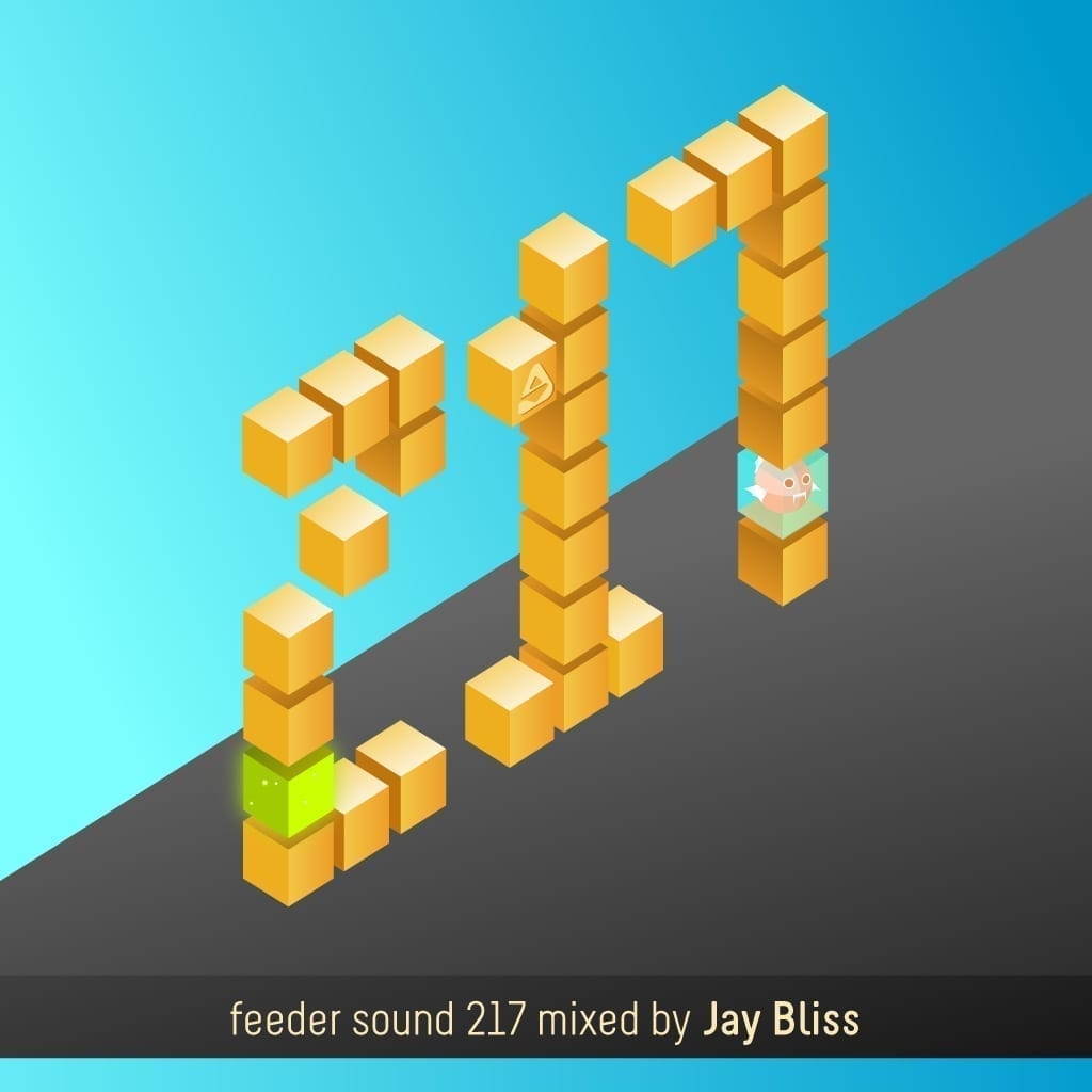 feeder sound 217 mixed by Jay Bliss cover